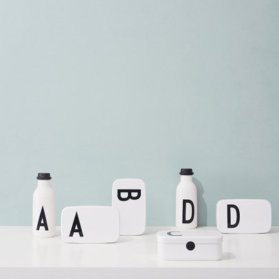 Design Letters Lunch-box - W-listing