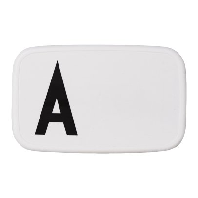 Design Letters Lunch-box - A-listing
