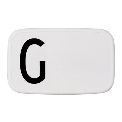 Design Letters Lunch-box - G-listing