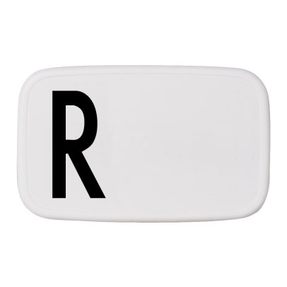 Design Letters Lunch-box - R-listing