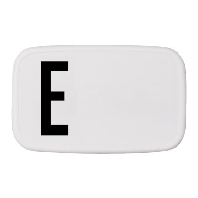 Design Letters Lunch-box - E-listing