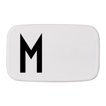Design Letters Lunch-box - M-listing