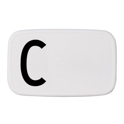 Design Letters Lunch-box - C-listing