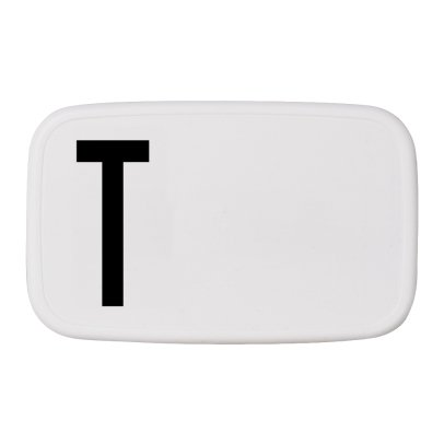 Design Letters Lunch-box - T-listing