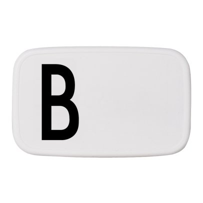 Design Letters Lunch-box - B-listing