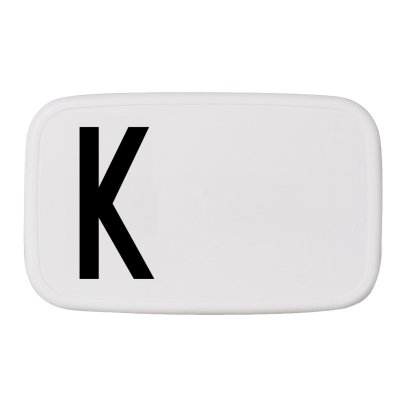 Design Letters Lunch-box - K-listing
