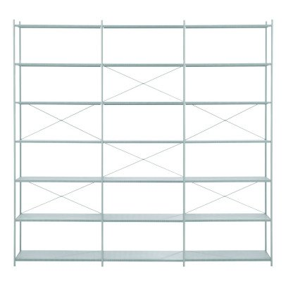 Ferm Living Punctual Metal Shelf 3x7-listing
