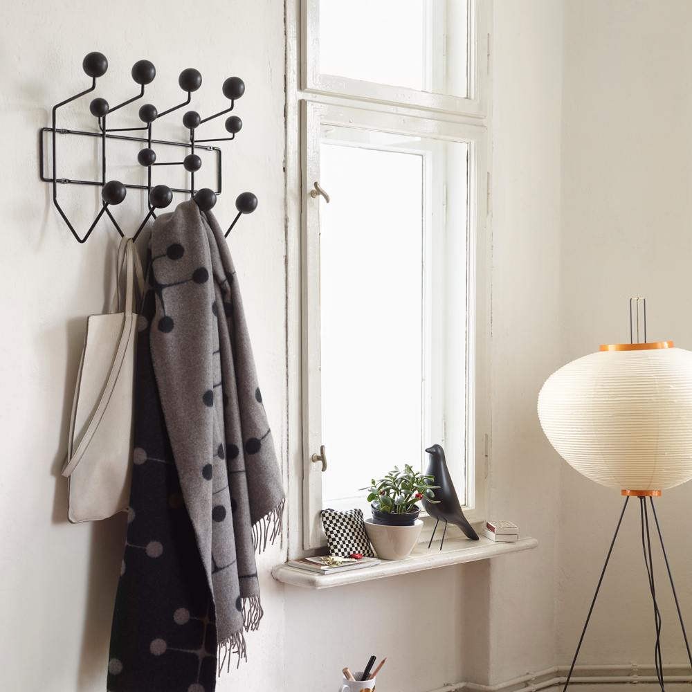 porte manteaux hang it all charles ray eames 1953. Black Bedroom Furniture Sets. Home Design Ideas