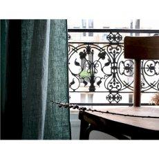 vorhang senfgelb senffarben numero 74 design kind. Black Bedroom Furniture Sets. Home Design Ideas
