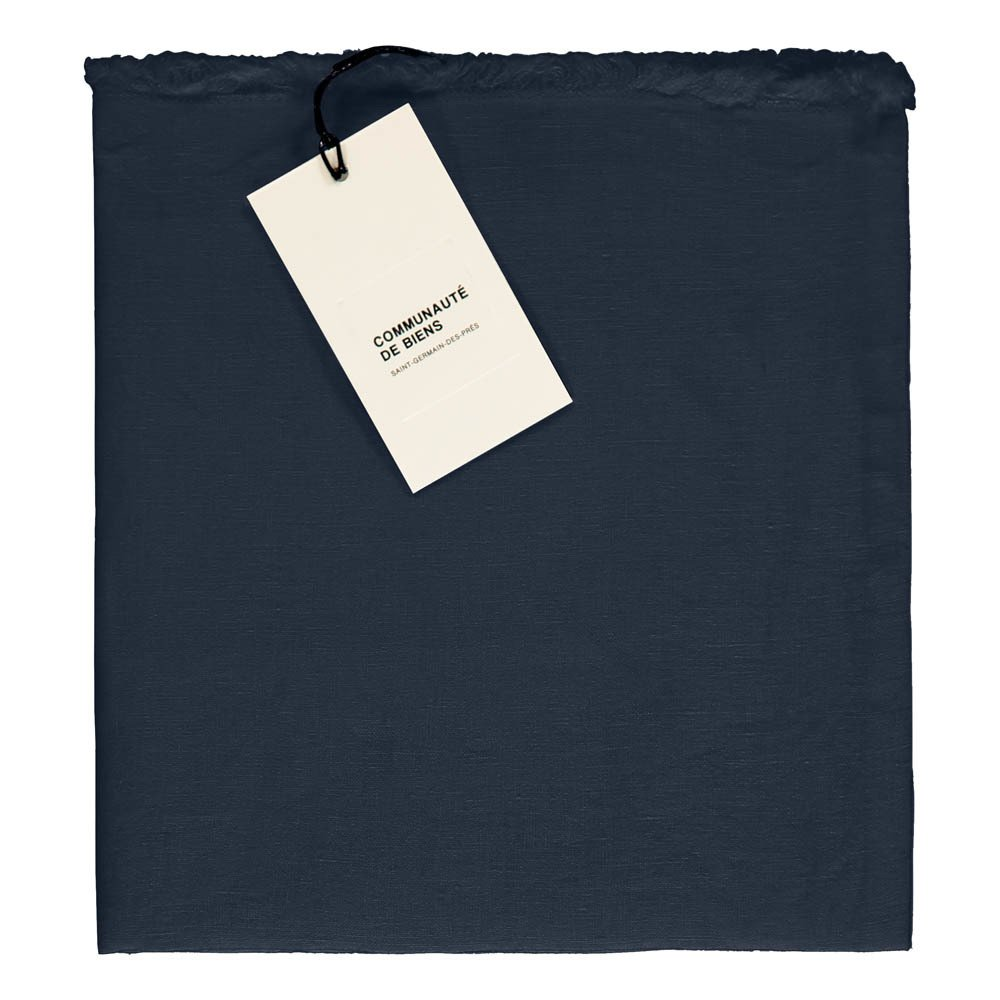 Washed Linen Square Cushion-product