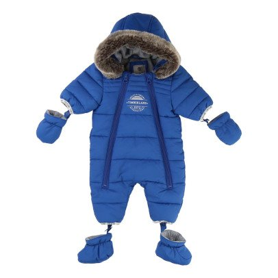 Timberland Fleece Lined Hooded Snowsuit-listing