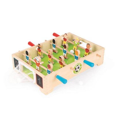 Janod Mushroom Mini Football Table-listing