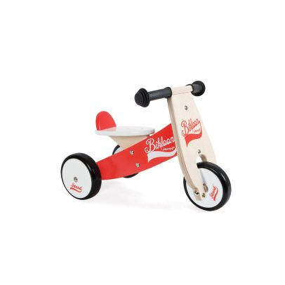 Janod Little Bikloon ride-on toy-listing