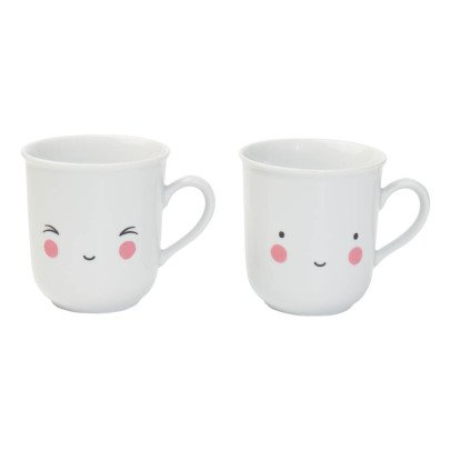 A little lovely company Fun Mugs - Set of 2-listing
