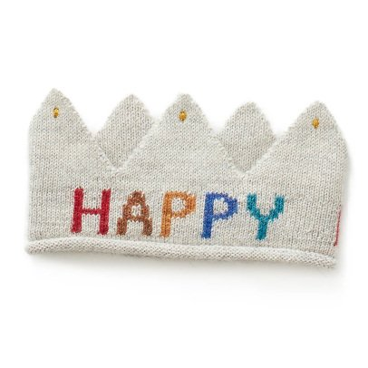 Oeuf NYC Alpaca Wool Happy Crown-product