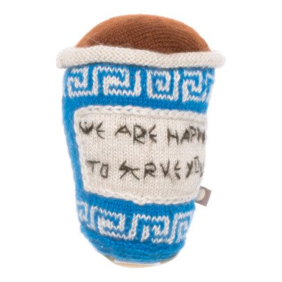 Oeuf NYC Coffee Cup Soft Toy-product