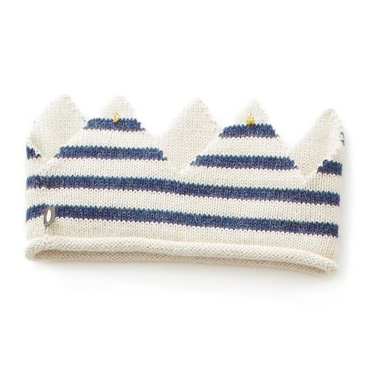 Oeuf NYC Alpaca Wool Striped Crown-listing