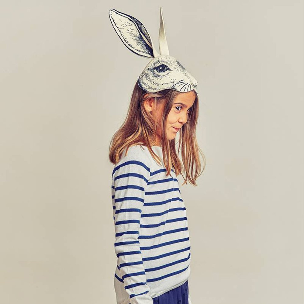 Felt Rabbit Head Hat-product