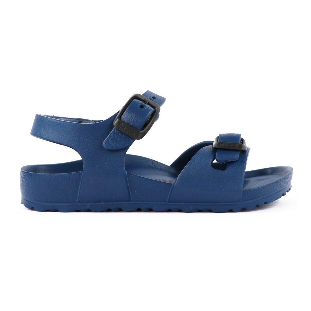 Sandales Birkenstock Rio EVA Bleu Marine Enfants Taille 29 rDlgDc8C