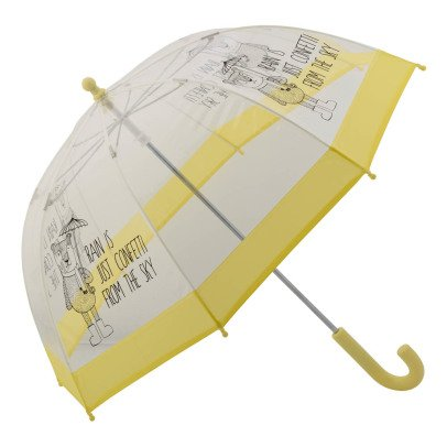 Bloomingville Kids Children's Plastic Umbrella-listing