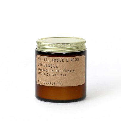 P.F. Candle Co N°11 Amber & Moss Soy Candle-listing
