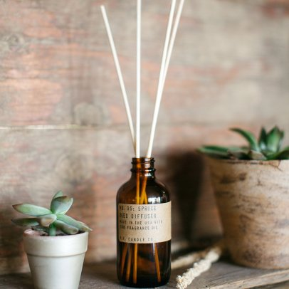 P.F. Candle Co N°11 Amber & Moss Reed Diffuser-listing