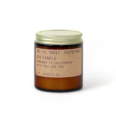 P.F. Candle Co N°10 Sweet Grapefruit Soy Candle-listing
