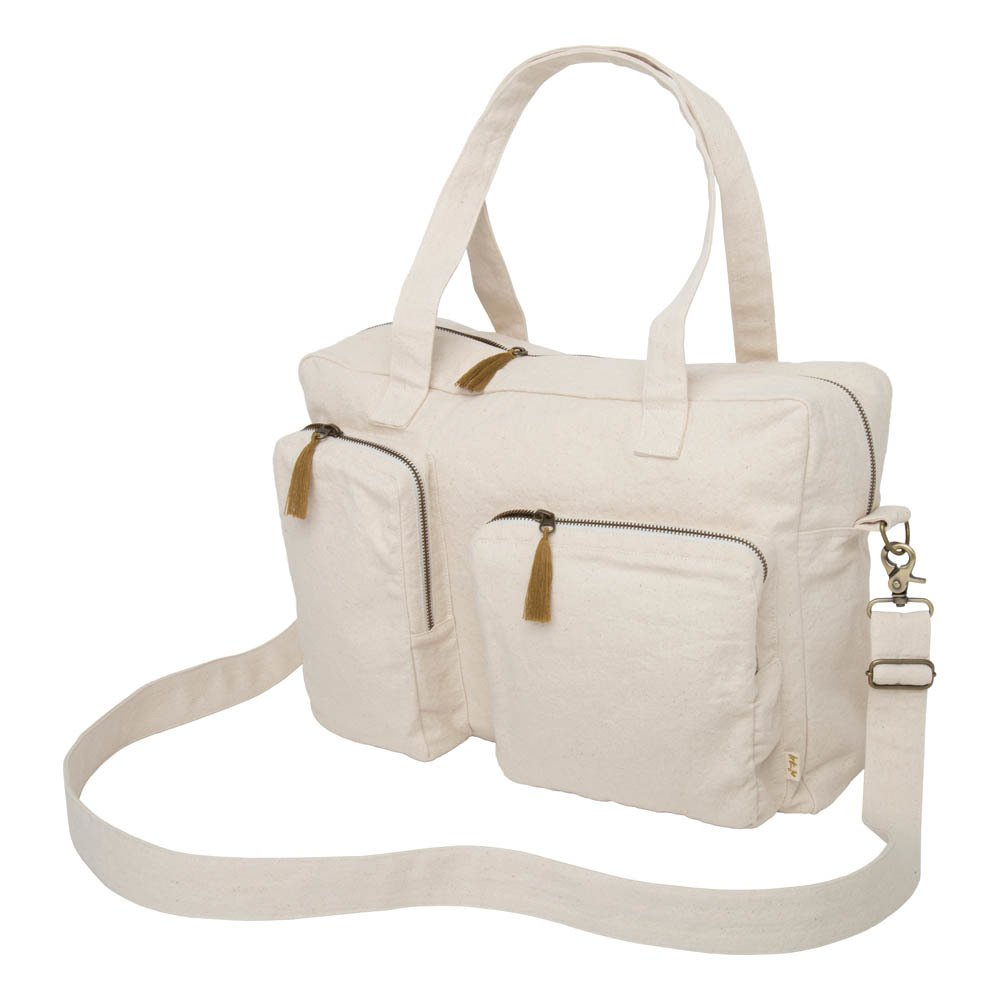 Organic Cotton Picnic Bag Numero 74 Cheap Sale Supply Clearance Best Store To Get Cheap Sale Inexpensive Clearance Prices Outlet Free Shipping WZr2QDD