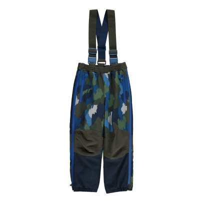 Stella McCartney Kids Bolt Ski Trousers With Braces-listing