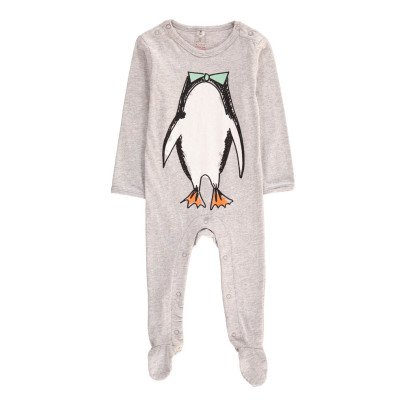 Stella McCartney Kids Twiddle Organic Cotton Footed Pyjamas-listing