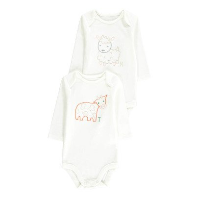 Stella McCartney Kids Set of 7 Sammie Day Of The Week Bodies-listing