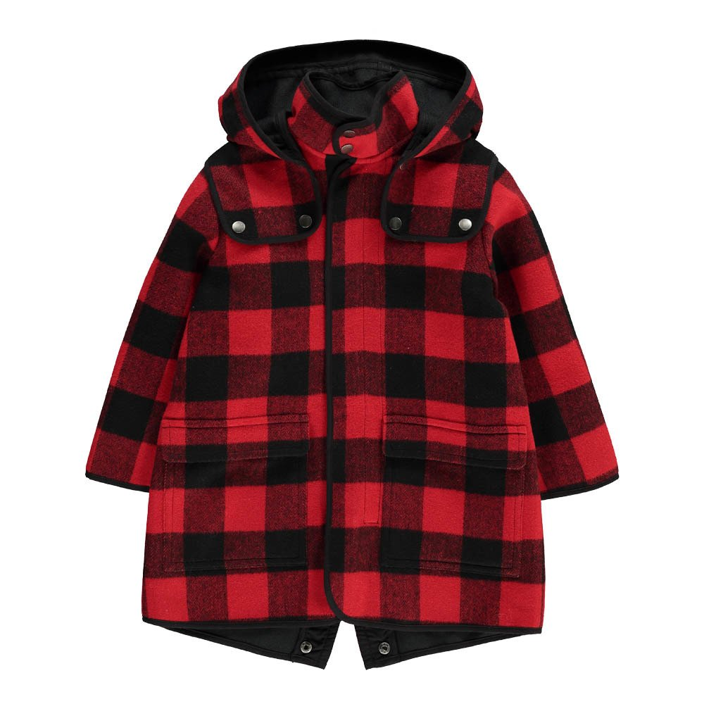 parajumpers kids ROSSO