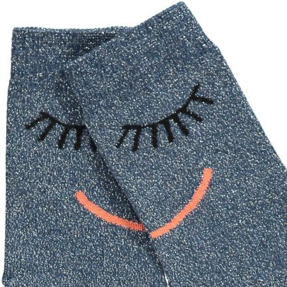 Stella McCartney Kids Chaussettes Lurex Cils Trumpet-product