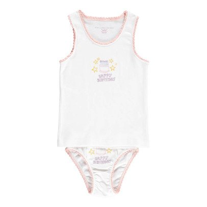 Stella McCartney Kids Completo Canottiera + Mutande Celebration-listing