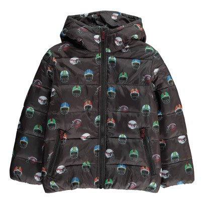 Stella McCartney Kids Hubert Hooded Down Jacket-listing