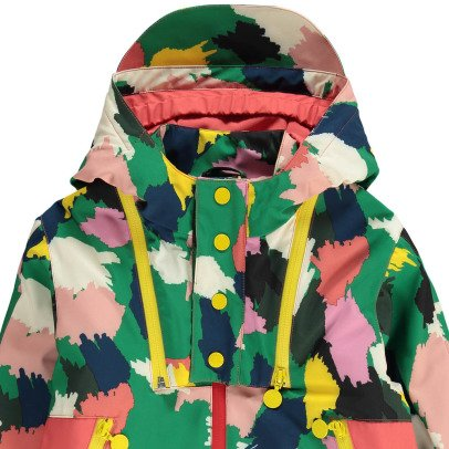 Stella McCartney Kids Rocket Hooded Ski Jacket-listing