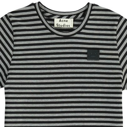 Acne Studios T-Shirt Mini Napa Face-listing