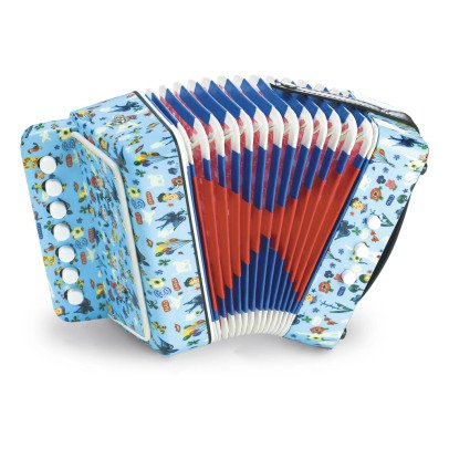 Vilac Paris Accordion - Nathalie Lété-listing