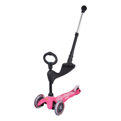Micro Mini Scooter  3in1 Push Bar Deluxe-listing