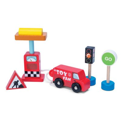 Le Toy Van Car and Road Signs-listing