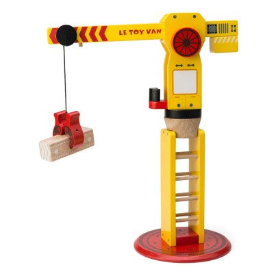 Le Toy Van Large Wooden Crane-listing