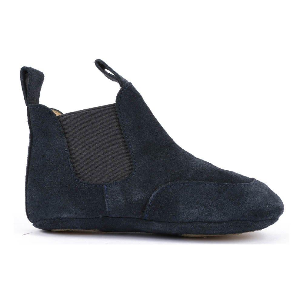 Boots Elastiques - Angulus Yellow Cab Mud M  Blanc (White-Team Blue) S05zgCReTk