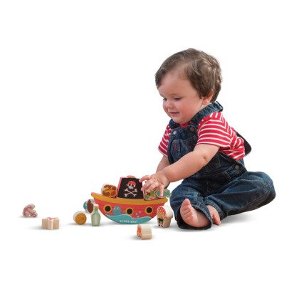 Le Toy Van Pirate Balancing Early Learning Game-listing