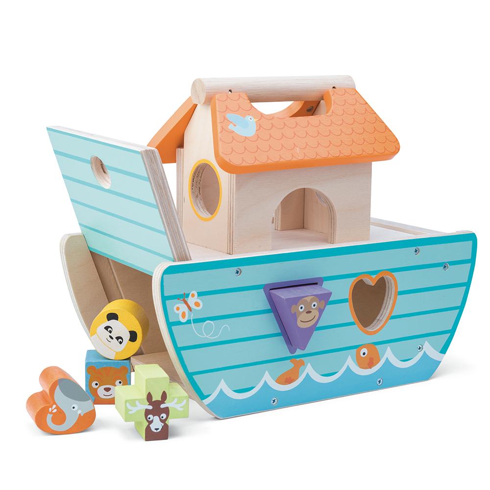 Kleine Arche Bunt Le Toy Van Spiele und Freizeit Kind