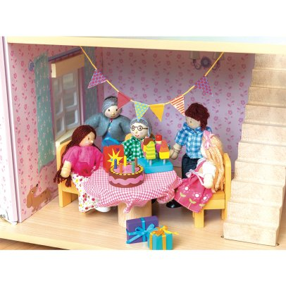 Le Toy Van Dolls' House Party Food Accessories-listing