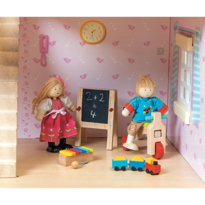Le Toy Van Dolls' House Playroom Accessories-listing
