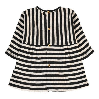 Gold Kalas Striped Dress-listing