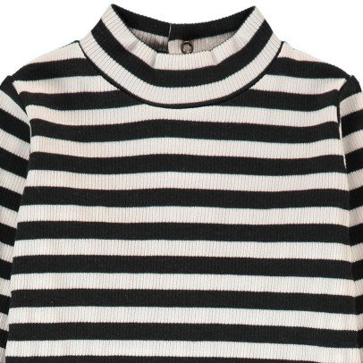 Gold Taha Striped Under Jumper-listing