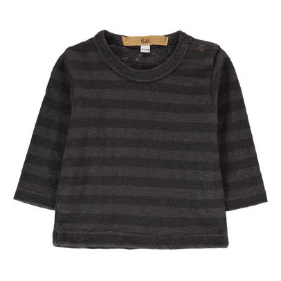 Gold Tisim Striped T-Shirt-listing