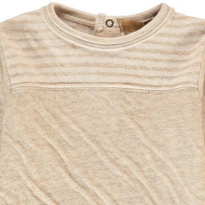 Gold Sidam Striped T-Shirt-listing